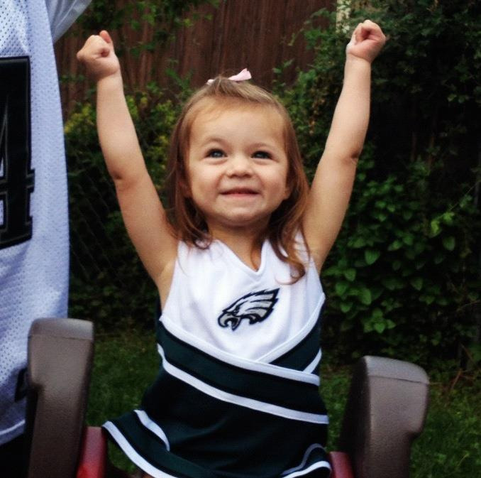 stratfordswaggin:  somebody loves the eagles :)