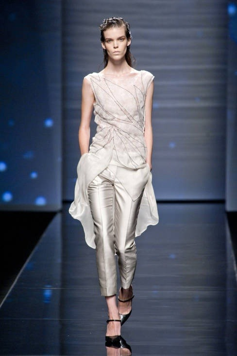 Alberta Ferretti Spring 2013 Ready-to-Wear Collection