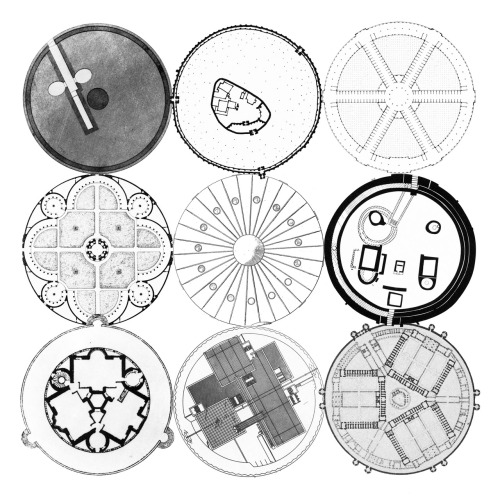 archiveofaffinities:  PLAN OF NINE CIRCLES