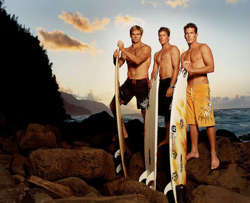 Amazing Men // Laird Hamilton & The Irons Brothers // AI Forever