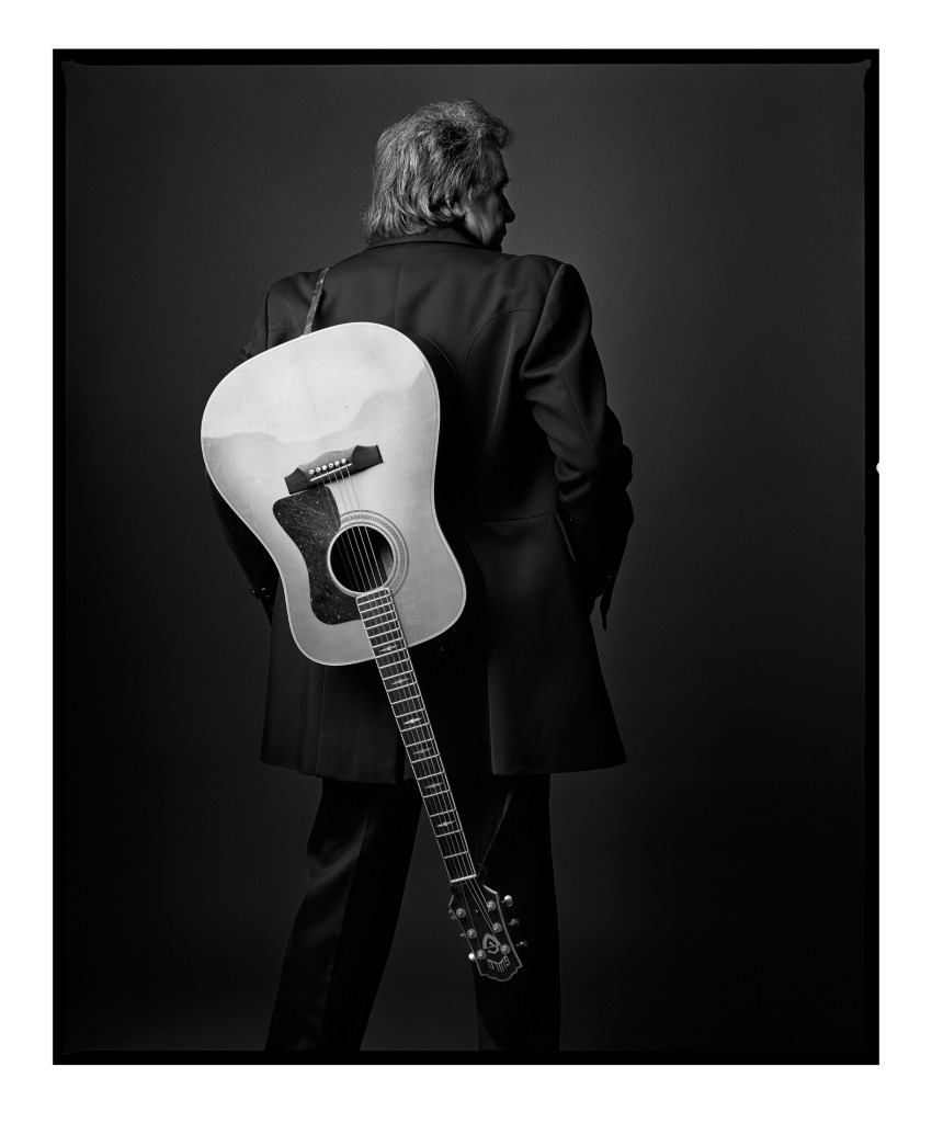 Johnny Cash, Las Vegas, NV :: Mark Seliger (1992)