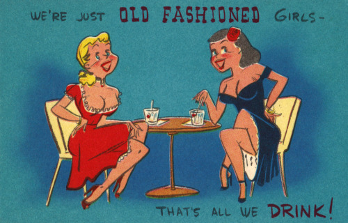 Old-Fashioned Girls