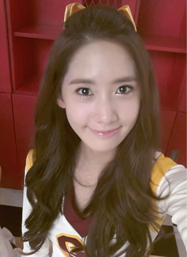 fuckyeahsoshi-sone:  Yoona's new UFO profile photo