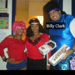 Lol #TBT Yup I left @bigbillyclark's name for EVERYONE to see.. Prank day last day of #Usher confessions tour. We went on to #Kanye's dry dressed like this for Kanye's workout plan (Taken with Instagram)