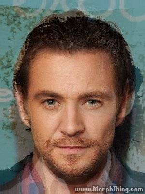 Used Morph for the very first time. This is Tom + ChrisH + Jeremy. Does anyone else see a potential hobbit in this?
