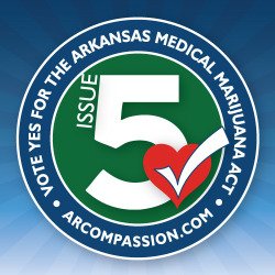 The new campaign logo! Visit the new Arkansans for Compassionate Care web site:http://arcompassion.com