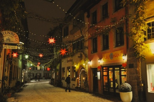 Freiburg, Christmas time