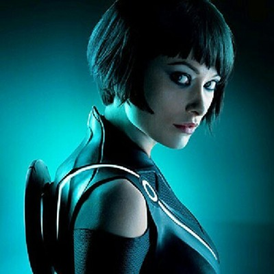paacreek:  Quorra is my girl!! #Tron #TronLegacy #elecTRONica #Quorra #OliviaWilde #Disney #Eckert  (Taken with Instagram)