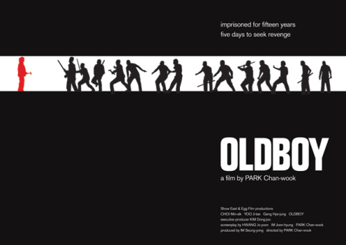 Oldboy Poster by *oldredjalopy AWESOME