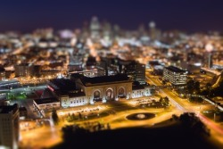 gemlaboratories:  Kansas City by Night by Denzil Burriss, via 500px