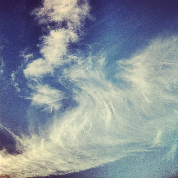 lisawiseman:  San Francisco Sky (Taken with Instagram)