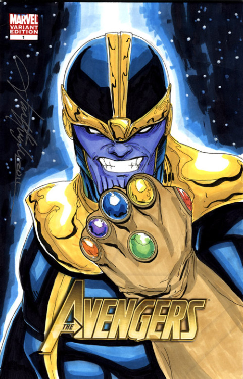 Kevin Feige talks Thanos When it comes to Marvel, Phase Two is the hot topic of the moment, and nothing is hotter than how Thanos will fit into the picture.Having made his big bow in the final moments of The Avengers, the intergalactic baddie is set to play a big part in Marvel's next stage, and head honcho Kevin Feige has taken the time to explain how he might fit in…