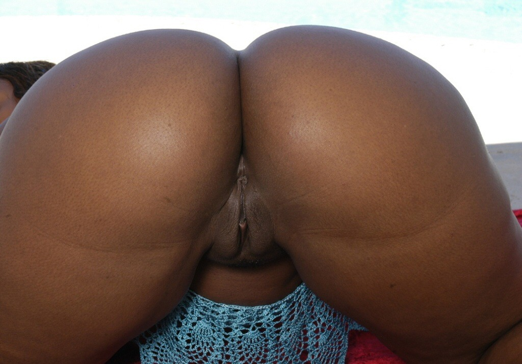 Big black ass booty phat pussy