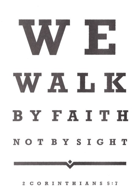 Are you walking by faith or sight today? In other words, are you choosing to believe God no matter what your circumstances look like, or are you making decisions and focusing your mind on what you can see.  Remember, it's always darkest right before the dawn appears. I believe that you are about to give birth to that promise. The enemy sees the supernatural doors that are opened before you, and he will try his hardest to get you to quit, give up, and settle where you are. But if you'll just keep pressing past that adversity, if you'll keep praising, believing, and confessing God's promises, you'll make it through. You'll come out wiser and stronger, and you'll embrace every good thing God has in store for you!