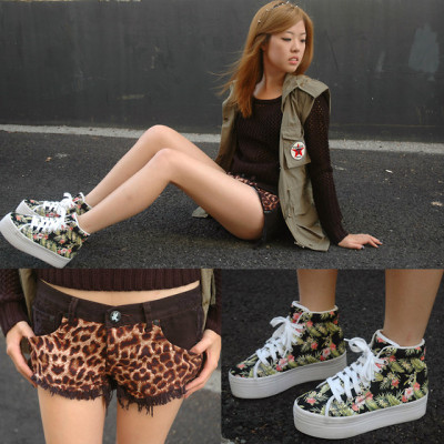 Wild One (by Eunice S)Return of the army trend. Yes please.