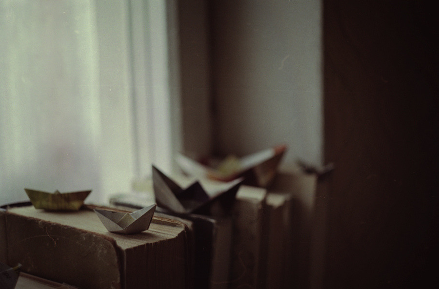 booklover:  This house is full of noise (by sonnygallagher)