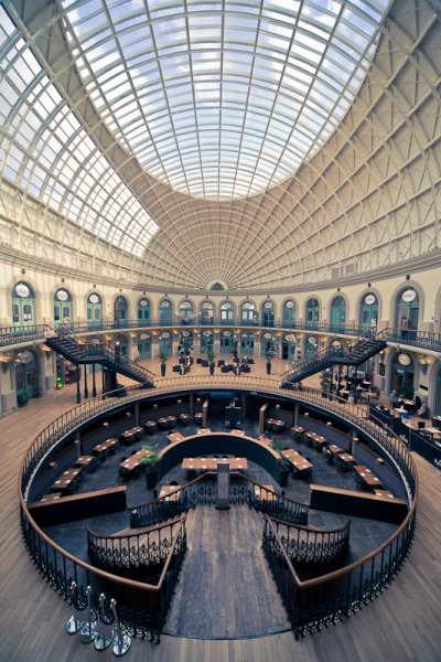 ukimages:  Corn Exchange - Leeds. (by jST.)