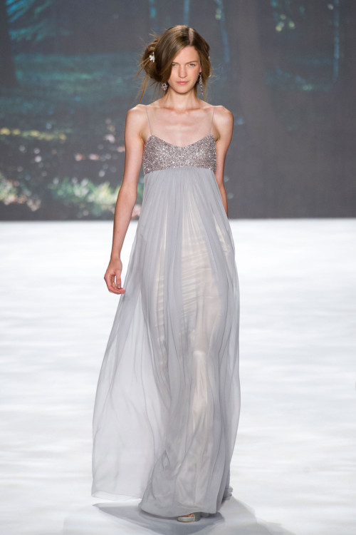 fashion-ocd:  Badgley Mischka Spring 2013