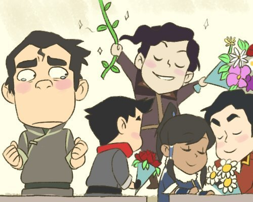 korra-sensation-domination:  nastyavatar:  The new gang  OMG OMG LOVE  OMG OMG