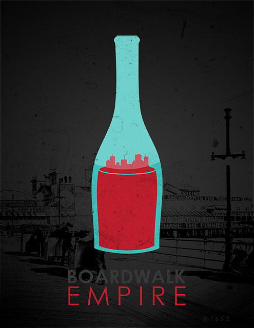 Boardwalk Empire by Kristian Hay