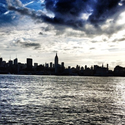 nycprgirls:  Good morning, #nyc (Taken with Instagram)