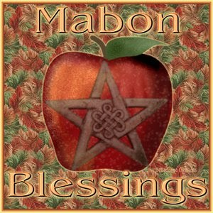 Mabon BlessingsMabon Blessings Once again the wheel of the year has turned and Mabon is upon us once again. The…View Postshared via WordPress.com
