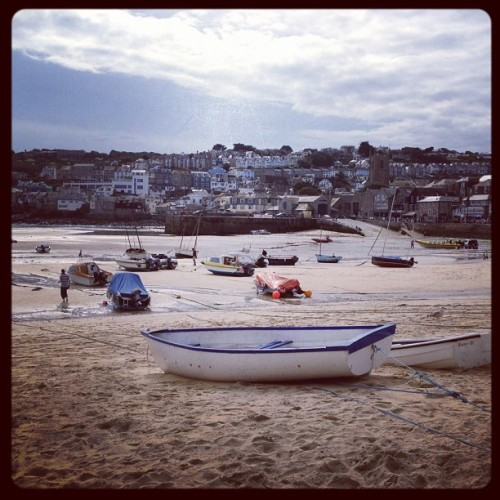 St Ives #cornwall (Taken with Instagram)