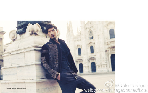 Happy Birthday Godfrey Gao!