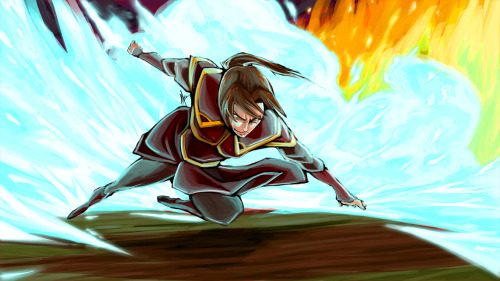 (via Agni Kai - Azula by ~thefenrir on deviantART)