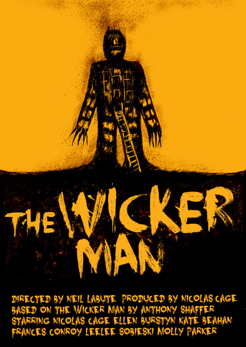 The Wicker Man by sindbada
