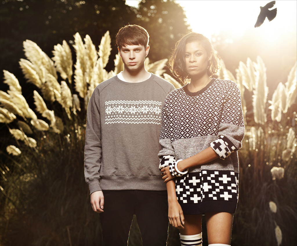 Alunageorge for Loud & Quiet Magazine (by Phil Sharp.)