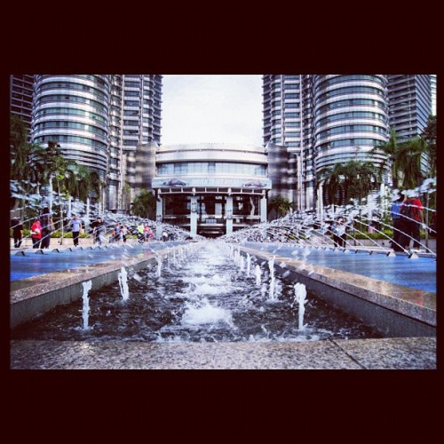 #malaysia #2012 #study #tour #TA #jhs #petronas #tower (Taken with Instagram)