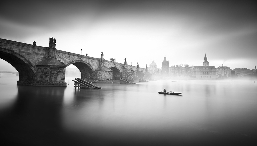 Charles bridge, Prague by roblfc 1892