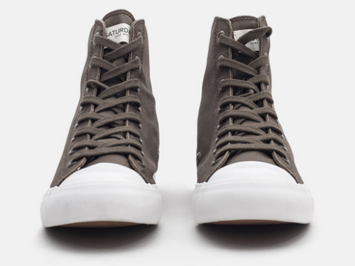 SATURDAYS Mike Hi Top by Saturdays Surf NYC http://www.facebook.com/DressShoesandSneaker