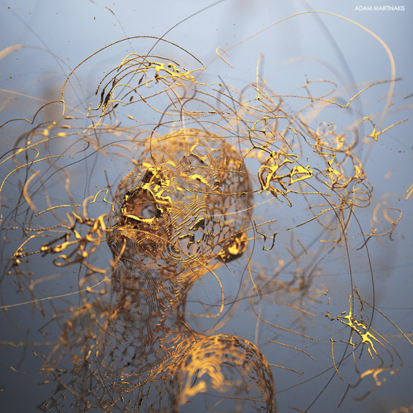 cosascool:  Golden boy by Adam Martinakis
