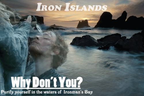 suedointellectual:  VERSUS! WEEK 5Iron Islands: Why don't you? Good job on tyger posting a bunch of alt posters.  The cheat who posts early!