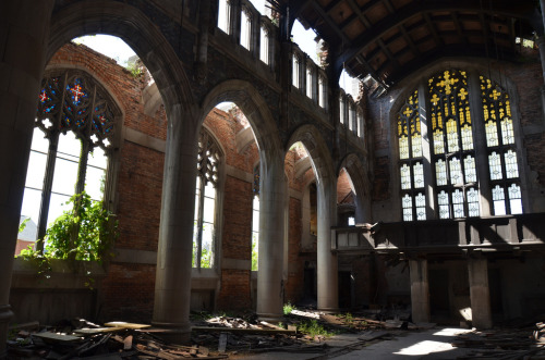 City Methodist Church 1666