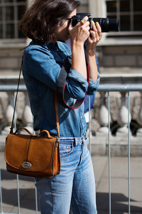 (via All the Pretty Photographers, London « The Sartorialist)