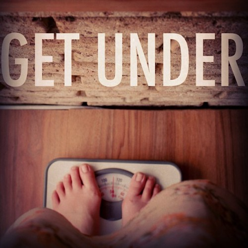 Gotta get under 50! I keep on eating 😓eheheh #weight #healthy #life #goals #motivation  (Taken with Instagram)
