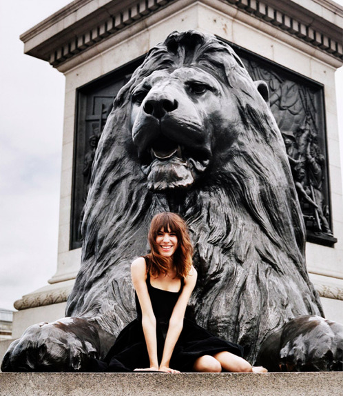 micaceous:  Alexa Chung by Angelo Pennetta, London 2012