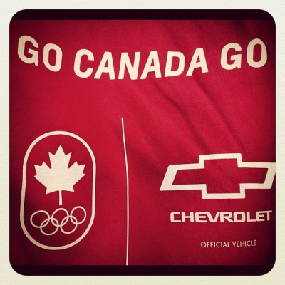 #goCanadago #giveyoureverything #cdnolympicparade #London2012 #celebration  (Taken with Instagram at canada olympic heroes parade )