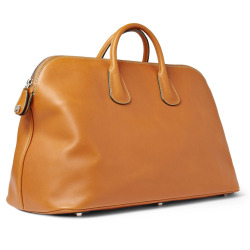 Tote a classic carryall courtesy of Valextra