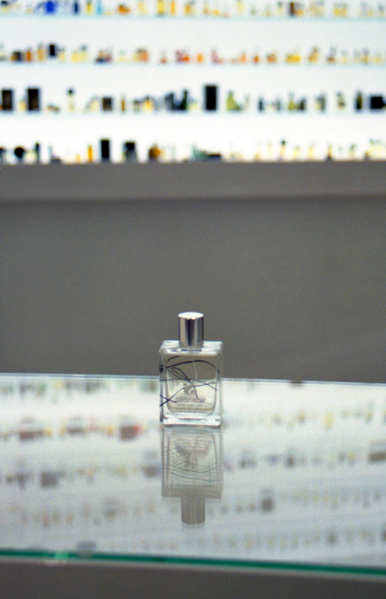 Photo from our New York Fashion Week event at Osswald Parfumerie.  Photo by Rebekah Seok