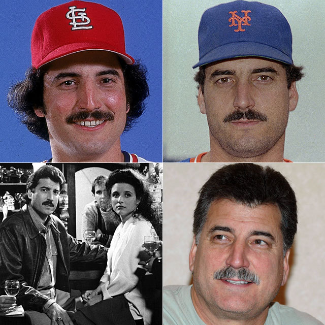 On Sept. 27, one of the great treasures in modern sports - Keith Hernadez's mustache - will cease to exist. The legendary Mets first baseman announced that he'll have his whiskers shaved outside Citi Field before the Mets' final home game of the season. The event will raise money for the Jacquelyn Hernandez Adult Day Health Center, which aids Alzheimer's disease patients and others with dementia. (Heinz Kluetmeier/SI, AP, Bobby Bank/Getty Images, AP) GALLERY: Memorab
