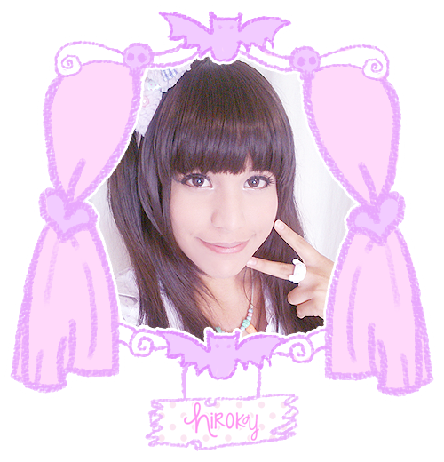 ℘op★℘rincess winner is HIROKY~! Congrats and make sure you follow her! Shes a great girl and we are super excited to work with her~! We'll be working closely with her very soon, so please be prepared for cuteness overload~! She will model our first line coming this spring~ Stay tuned for more updates, and look out for our other Top 5 girls modeling various acessories and more! If you didn't win this time or didn't make it in time, we'll have other chances for you all!