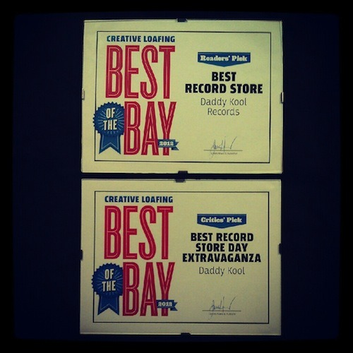 Thank you to everyone who voted and to The Creative Loafing staff.  You guys rock!