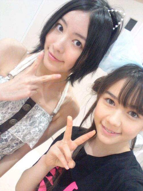 "juurina:  Murashige Anna's G+ Post 2012/09/21 8:46PM Yesterday I talked with Jurina-san by phone. I was talking about a lot of things to Jurina-san… for example, about the school… You know, I like gags, and keep thinking of some all the time; So I felt quiet lonely in the school… At first, I thought it's okay because I have the HKT members. But I didn't talk to anyone at school It's not compatible with my character *laugh* I tried to speak with them some times, but I was so afraid…How to say it… it was such things like ""What would the others think?"" especially because of HKT.  So I said this to Jurina-san; and then she said:""You are doing nothing wrong, so don't be afraid *smile*"" ""Why don't you try it tomorrow? If they ignore you, I'll go to your school!"" I was so happy that she said that! After that I didn't have any doubts anymore because Jurina-san said that… So this morning, I went to school with the same tension like into the performance; ""Good morning!"" I was looked kinda weird, but some answered me with ""Good morning"" I was sooooooooo glad about that! That's due to Jurina-san's words! Thank you Jurina-san! I mean, I'm not a type of girl who easily get sad… I hate it! Right! I'll try hard to find some friends! Then, good night! PS: watch Majisuka! Translated and edited by Hana & crazykuroneko @ juurina.tumblr.com"