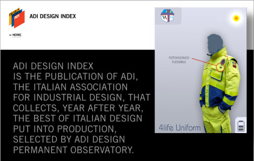 ADI DESIGN INDEX 2012 ADI DESIGN INDEX SELECTION CRITERIA