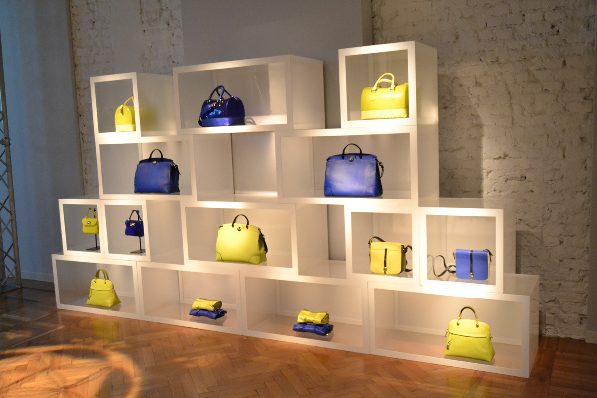 Check out these marvelous #Furla SS13 colourful bags #MFW adding up more soon