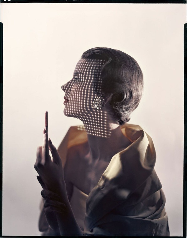 Ruth Knowles By Erwin Blumenfeld Vogue US,1949